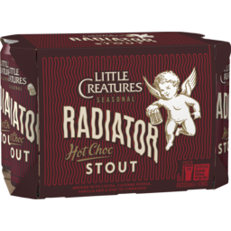 Photo of Little Creatures Radiator Hot Choc Seasonal Stout 355ml