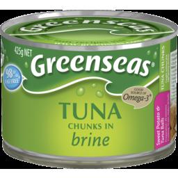 Photo of Greenseas Tuna Chunks In Brine 425g