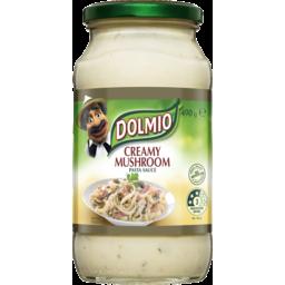 Photo of Dolm Pasta Sce Crmy Mushroom 490gm