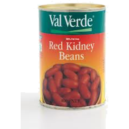 Photo of Val Verde Red Kidney Beans 400g