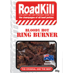 Photo of Roadkill Ring Burner Jerky