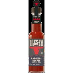 Photo of Bullseye Carolina Reaper With Black Garlic Hot Sauce 135ml