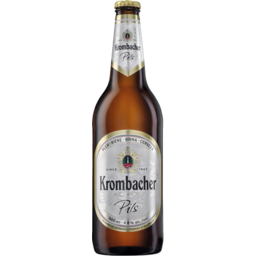Photo of Krombacher Bottle 660ml