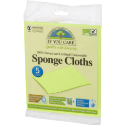 Photo of If You Care - Sponge Cloths