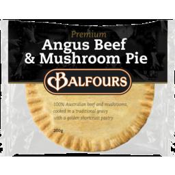 Photo of Balfours Premium Beef & Mushroom 200g