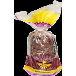 Photo of Healthybake Organic  Spelt Fruit Loaf