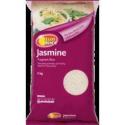 Photo of Sunrice Jasmine Fragrant Rice 5kg