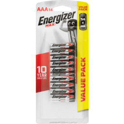 Photo of Energizer Max Battery Aaa 14