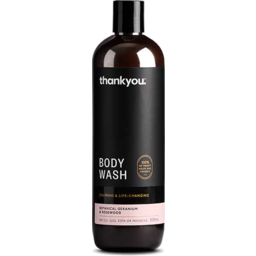 Photo of Thankyou Body Wash Geranium & Rosewater 500ml