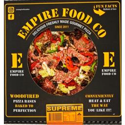 Photo of Empire Pizza Supreme 600gm