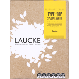 Photo of Laucke Flour '00' Special White 1kg 1kg