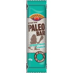 Photo of Golden Days Paleo Bar Peppermint Crunch 40gm