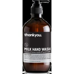 Photo of Thankyou Lemon Myrtle Goat Hand Wash 500ml