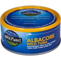 Photo of Wild Planet - Fish - Wild Albacore Tuna Steaks - 142g