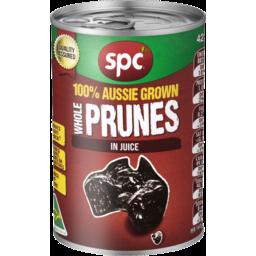 Photo of Spc Whole Prunes In Juice 425g