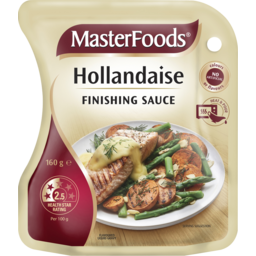 Photo of Masterfoods Finishing Sauce Hollandaise 160g
