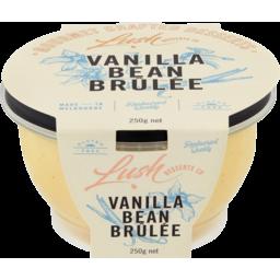 Photo of Lush Vanilla Bean Brulee 250g