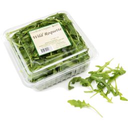 Photo of Lettuce - Rocket (Wild) - 120gm Punnet