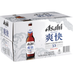 Photo of Asahi Soukai Stubbies