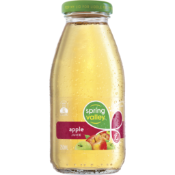 Photo of Spring Valley Apple Juice Bt 250ml