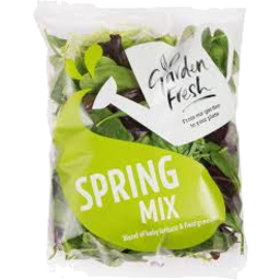 Photo of Garden Spring Mix 120g
