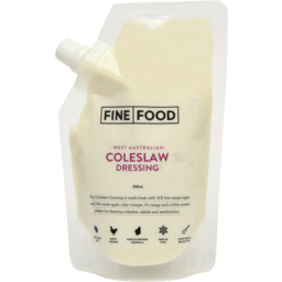 Photo of Fine Food Coleslaw Dressing 250ml