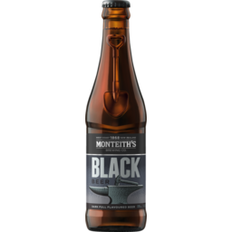 Photo of Monteiths Black Bottles