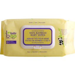 Photo of Baby Boo Baby Wipes Lightly Scented 80pk