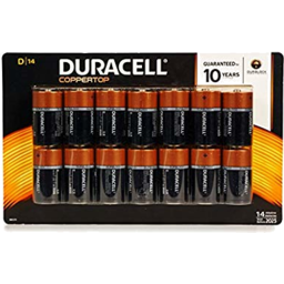 Photo of Duracell D Batteries