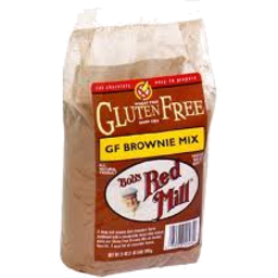 Photo of Bob's red mill G/F Brownie Mix