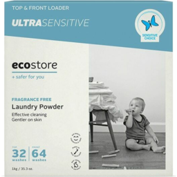 Photo of Eco Store Laundry Powder - Ultra Sensitive