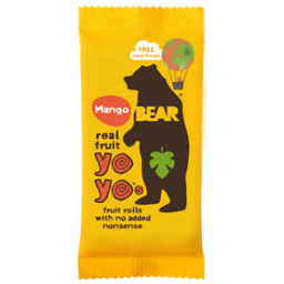 Photo of Bear Nibbles Mango Fruit Roll 20g