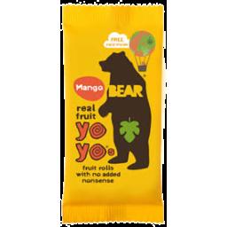 Photo of Bear Nibbles Mango Fruit Roll 20g