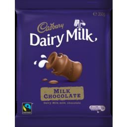 Photo of Cadbury Chocolate Block Dairy Milk 350g