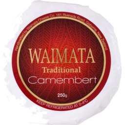 Photo of Waimata Cheese Traditional Camembert 250g