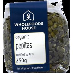 Photo of Wholefoods House Pepitas Organic 250g