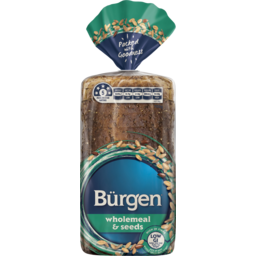 Photo of Burgen Wholemeal & Seeds 700g
