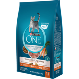 Photo of Purina One Tender Selects Blend Pet Food With Chicken 1.59kg