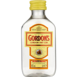 Photo of Gordons London Dry Gin Min