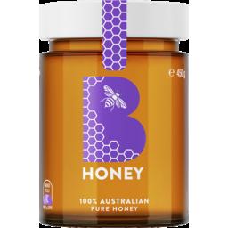 Photo of B Honey Australian Honey 450g