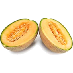 Photo of Rock Melon Half