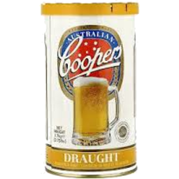 Photo of Coopers Home Brew Draught 1.7kg