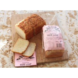 Photo of Naturis Bakery Rice Loaf - Gluten Free (Sliced)