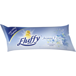 Photo of Fluffy Fabric Softener Conditioner Sachet Jasmine Fresh Long Lasting Fragrance 250ml