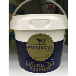 Photo of Provincial Natural Yoghurt 1kg