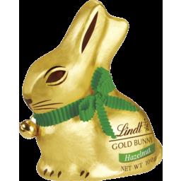 Photo of Lindt Gold Bunny Hazelnut 100g