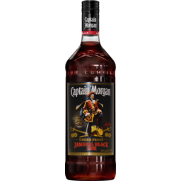 Photo of Captain Morgan Dark