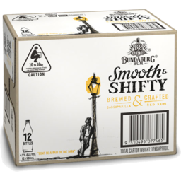 Photo of Bundaberg Smooth & Shifty Bottles