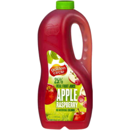 Photo of Golden Circle Apple Raspberry Crush Cordial 2