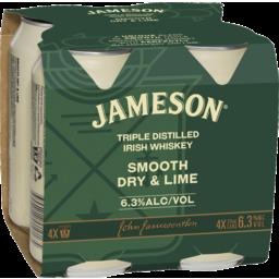 Photo of Jameson Dry Lime